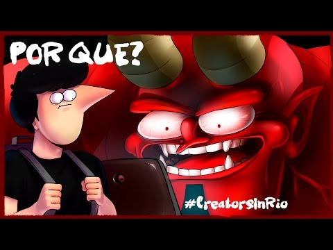 Querem bloquear o Pokémon no Brasil? #CreatorsInRio