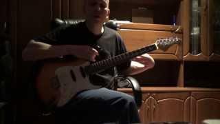 Как научится играть на гитаре без нот(смотреть до конца)