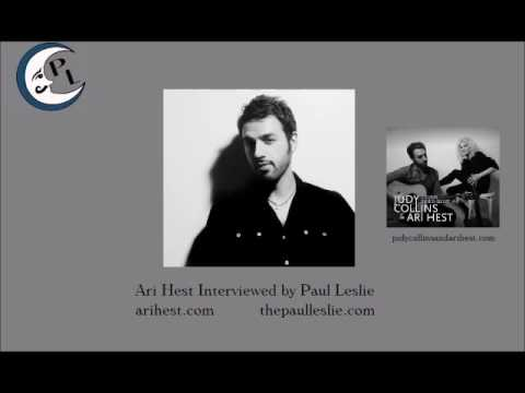 Ari Hest Interview on The Paul Leslie Hour