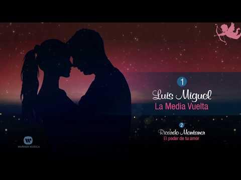 Grandes Éxitos Románticos de San Valentín - Enganchado de Amor