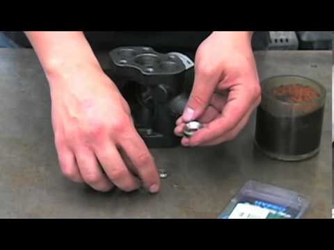Piston Pump Service Video Full