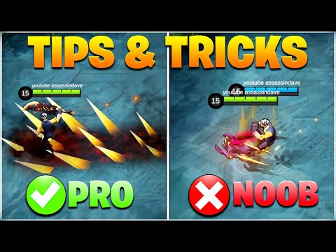 Top 20 Tips and Tricks in Mobile Legends #2 | Ultimate Guide to Become Pro