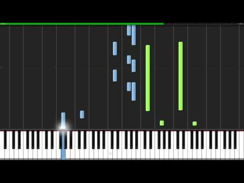 Battle Scars - One Piece [Piano Tutorial] (Synthesia) // Magical Piano