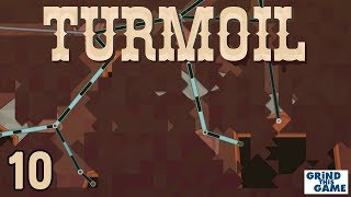 TURMOIL #10 - Oil Drilling Game - LARGEST OIL POCKET YET - Ice Biome