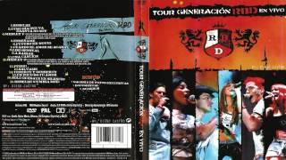 RBD - Tour Generación (México Versión) [DVD-R Download]