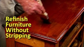 How to strip and paint wood