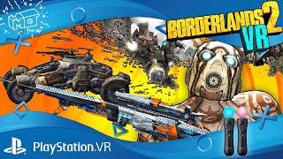 Borderlands® 2 VR / Playstation VR ._. vehicle & sniper let's play /deutsch /german