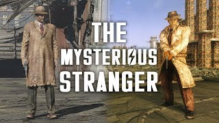 Who is the Mysterious Stranger? A Fan Theory Based on the Evidence - Fallout Lore