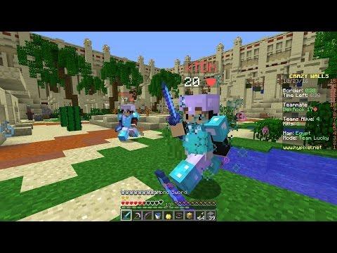 Minecraft Crazy Walls - Epizoda 4 - Pojeo Sam Lika