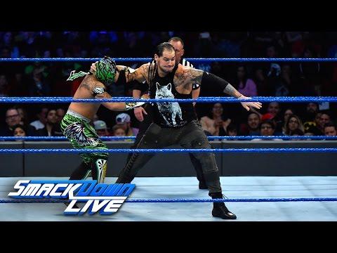 Kalisto vs. Baron Corbin: SmackDown LIVE, Dec. 6, 2016