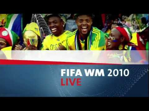 ARD - FIFA WM 2010 Live - Intro [720p Nativ]