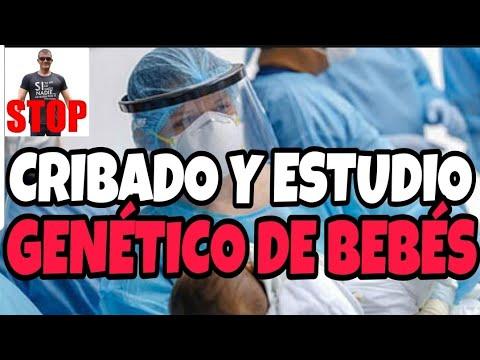 ¡TREMENDO! NUEVA LEY DE CRIBADO NATAL Y ESTUDIO DE MUTACIONES GENÉTICAS.