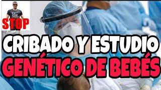 NUEVA LEY DE CRIBADO NATAL Y ESTUDIO DE MUTACIONES GENÉTICAS EN BEBÉS.