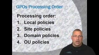 GPO Processing and Precedence