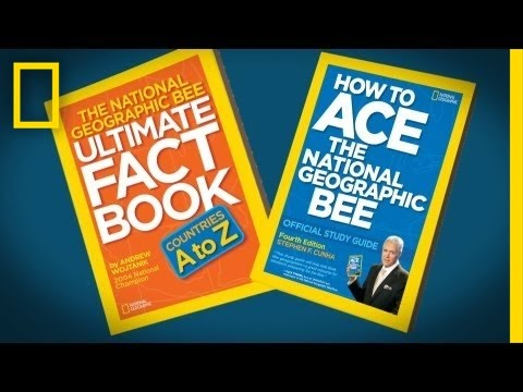 How to Ace the National Geographic Bee | National Geographic