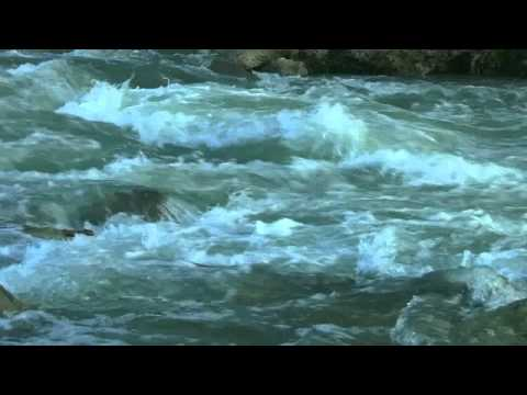 "Sound of a Raging River 2hrs ""Sleep Sounds"""