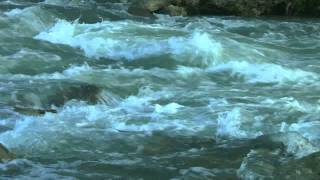 Repeat youtube video Sound of a Raging River 2hrs