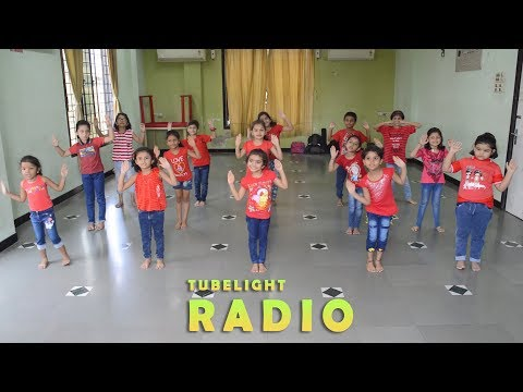 Tubelight - RADIO SONG Dance Video | Salman Khan | SDA