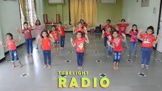 vuclip Tubelight - RADIO SONG Dance Video | Salman Khan | SDA
