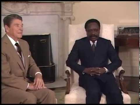 President Reagan's Remarks after Discussions With President Omar Bongo of Gabon on July 31, 1987
