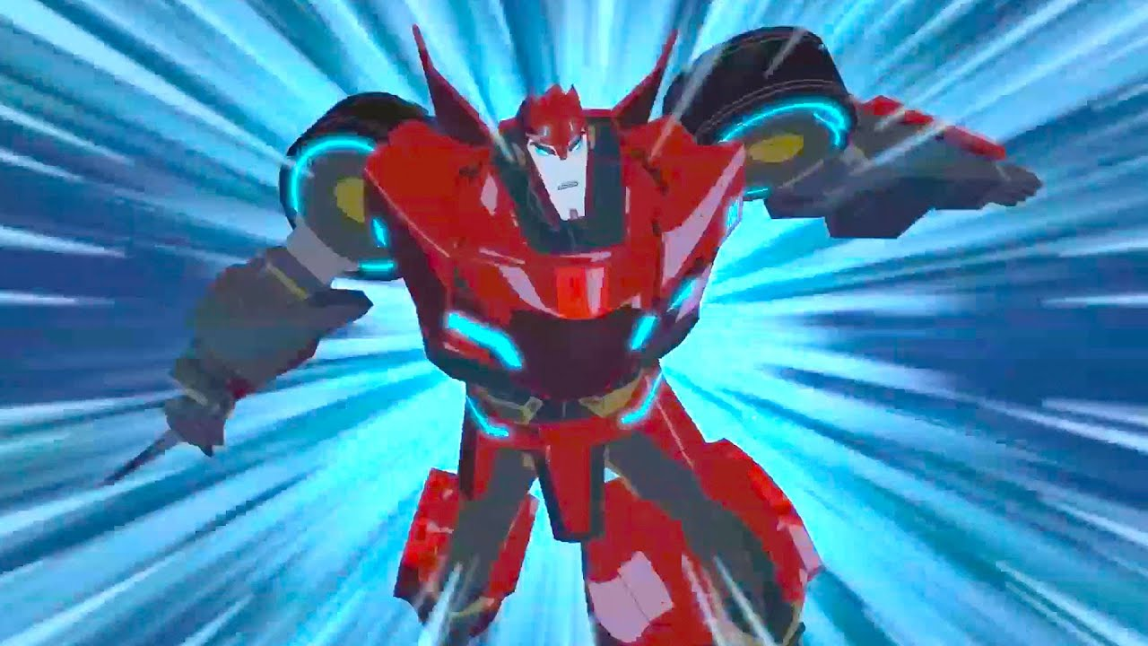 Robots to the Rescue!   Robots in Disguise 2015   Transformers Official