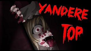 Las 10 Yanderes mas locas del Anime / Top 10