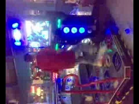 sega world trocadero london dance machine