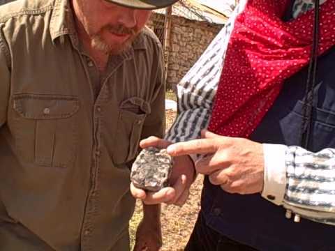 Silver in the Rocks / Goodsprings, Nevada