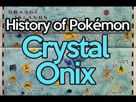 Pokemon Facts: What Type is Crystal Onix?