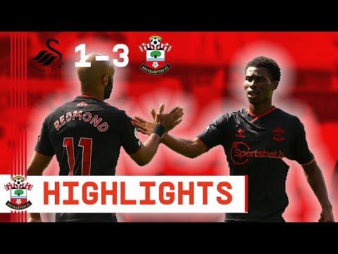 HIGHLIGHTS: Swansea City 1-3 Southampton   Pre-Season Friendly