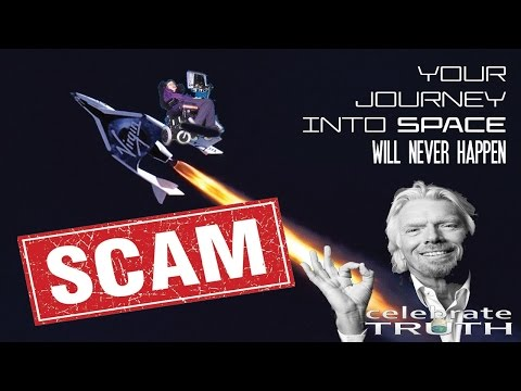 Richard Branson's Virgin Galactic Space Business EXPOSED! 🚀