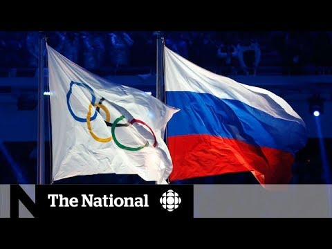 Russia at risk of Olympics ban