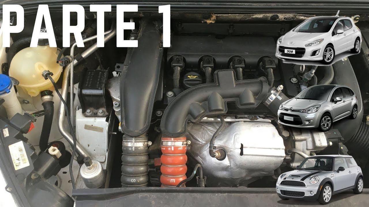 RUIDO EN FRIO Distribucion 1 6 Thp EP6 Peugeot 308 Mini Cooper S DS3 -  Parte 1: La Falla