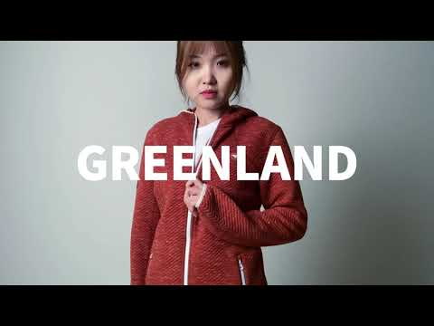 Greenland-Innovative airlayer knitted fabric