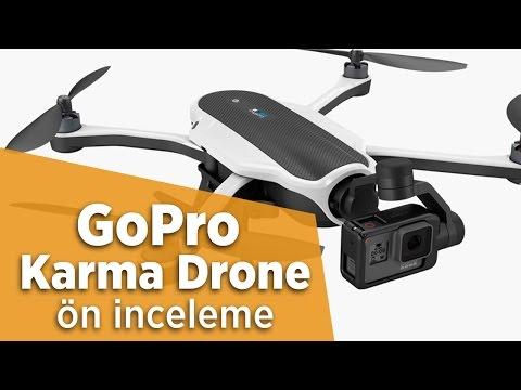 GoPro Karma Drone Türkçe Ön İnceleme Videosu