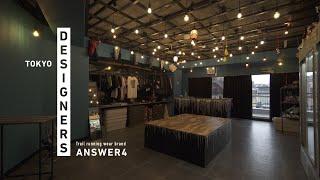TOKYO DESINGNERS#2 ANSWER4