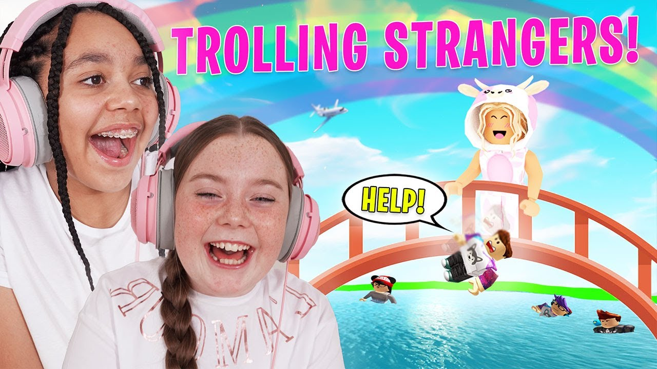 UNDERCOVER TROLLING In Adopt Me Roblox