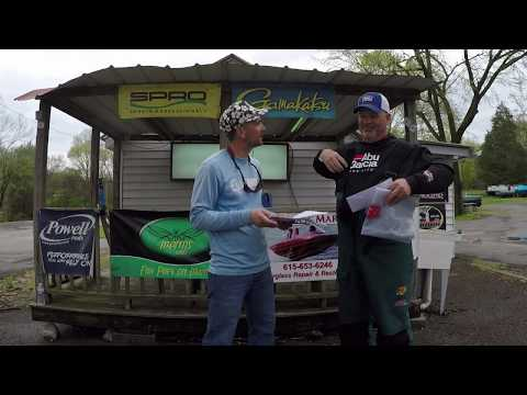 HOW THEY CAUGHT FISH: Gambler Free Tournament Old Hickory Lake Flippers Bait And Tackle