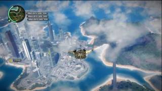Just Cause 2 Salto Base