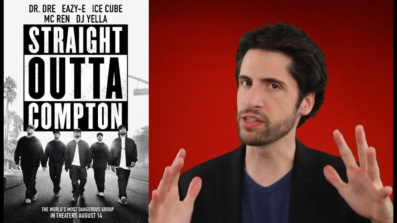 straight outta compton movie review youtube
