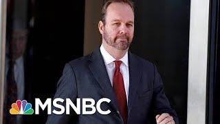 How will Rick Gates' Guilty Plea Impact Paul Manafort? | Velshi & Ruhle | MSNBC