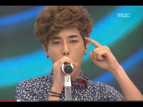 Say Yes - Fell Good, 세이 예스 - 느낌이 좋아 Music Core 20130727