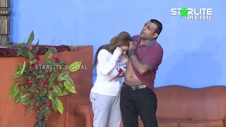 HOT and Sexy Kurian Desi Chirrian New Pakistani Full Stage Drama Full Comedy Funny Stage Show