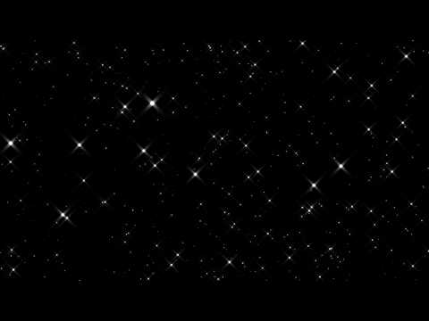 Sparkling Stars - Royalty Free Animation
