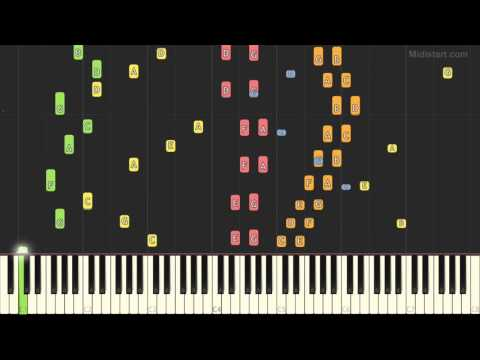 Tv Themes - Rugrats (Piano Tutorial) [Synthesia Cover]