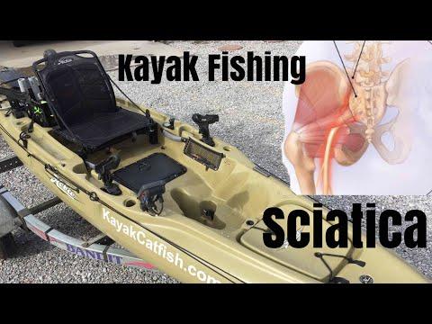 Kayak Fishing and Back Pain