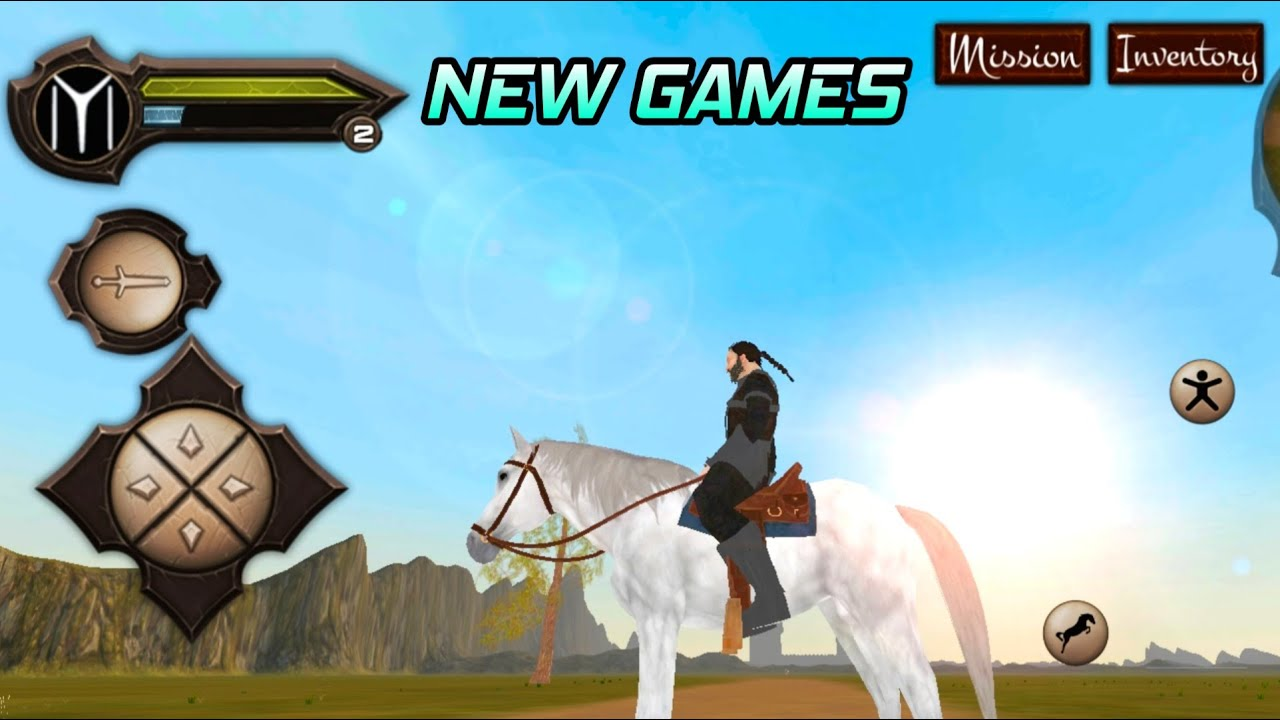 ERTUGUL GAZI ANDROID IOS GAMEPLAY | GAME DOWNLOAD KARNA HAI