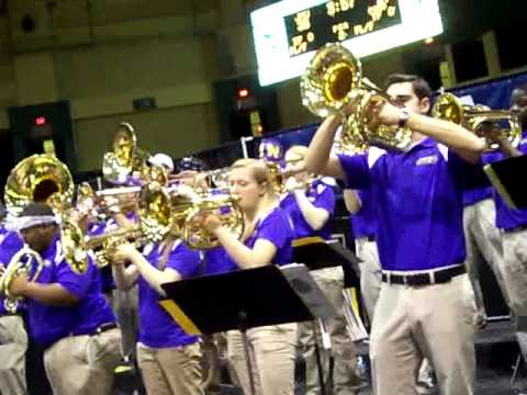 JMU Pep Band Fight Song and Vehicle.mov