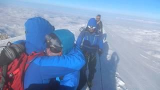 CORE Ascent of Mont Blanc