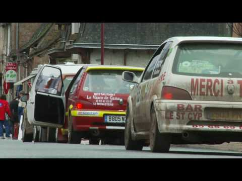 Rally Of Marcillac 2010